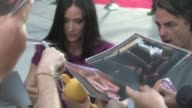 Demi Moore at The Joneses Premiere Arclight in Hollywood at the Celebrity Sightings in Los Angeles at Los Angeles CA