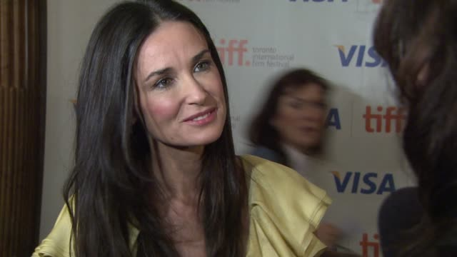 Demi Moore at the 'The Joneses' Premiere at Toronto ON