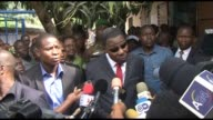 Democracy in Benin is taking one step forward as the country goes to the polls says outgoing president Thomas Boni Yayi