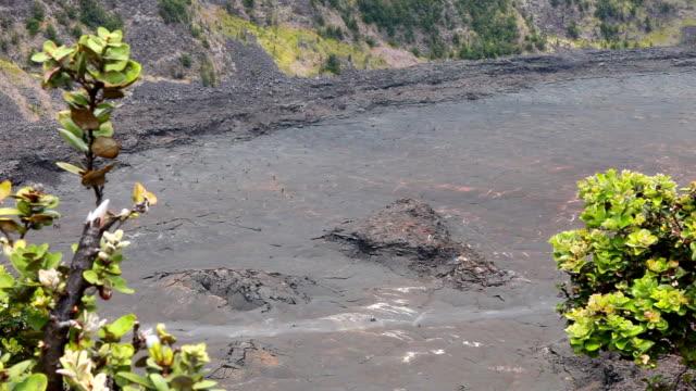 Demon trail in Hawaii Big Island