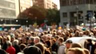 demonstration - people