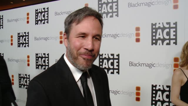 INTERVIEW Denis Villeneuve on the success of Arrival On the ACE Awards On working with editor Joe Walker on how he was the star of the film On the...