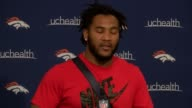 Denver Broncos safety TJ Ward still sounds bitter about not making the playoffs last season on the heels of a Super Bowl championship and vowed to...