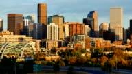 Denver, CO sunset