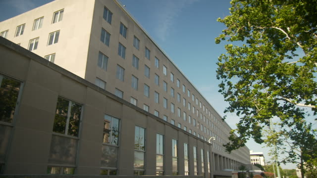 Department of State Building from the Side