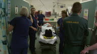 E departments in England are buckling under 'unsustainable pressure' The medical director of the NHS says creating a twotier system would help to...