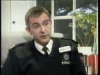 Deputy Chief Constable of Sussex Police Mark Jordan suspended LIB Sussex Int Assistant Chief Constable Mark Jordan speaking at interview Ext TGV...