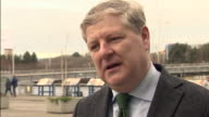 SNP deputy leader Angus Robertson saying 'either the Prime Minister's rhetoric means something and she respects the people and government of Scotland...