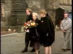 Derek Bentley refused posthumous pardon ENGLAND London Wandsworth Prison MS Iris Bentley along to lay wreath on anniversary of her brothers hanging...