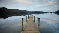 Derwentwater Jetty, Lake District National Park
