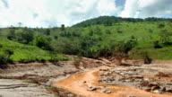 Desastre Ambiental em Mariana, Minas Gerais. Consequências do rompimento da barragem em Bento Rodrigues