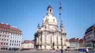 Desden Frauenkirche Hyperlapse