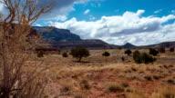 Desert Wolken Zeitraffer