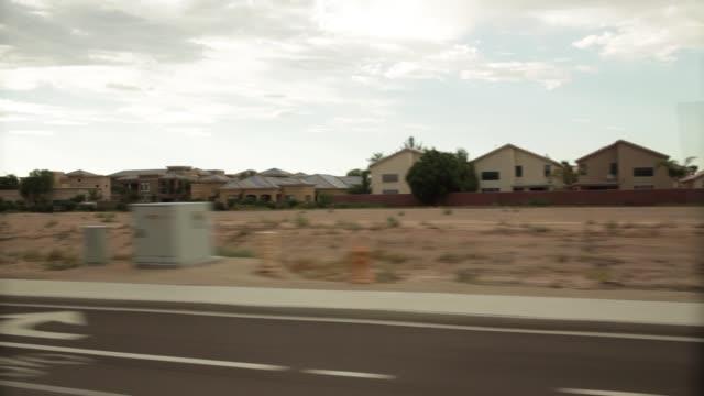 Desert Driving POV