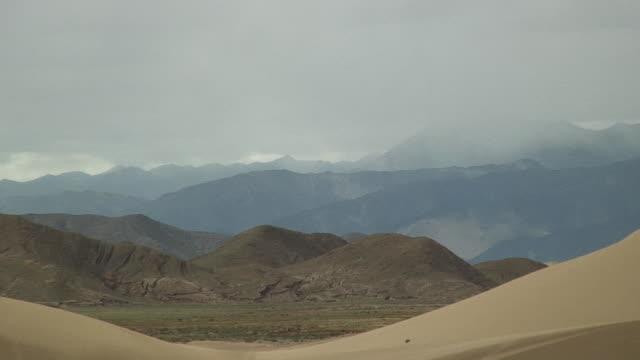 WS ZO Desert landscape, Rural, Tibet