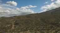 Deserted Arizona Landscape