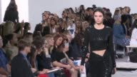 Designer Michael Kors shows off his Spring 2018 collection at New York Fashion Week in front of high profile guests like actresses Nicole Kidman and...