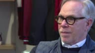 Designer Tommy Hilfiger will present his first catwalk show outside the United States on Tuesday closing London Fashion Week with a collection taking...