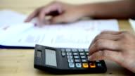 Schreibtisch rechnen zahlen
