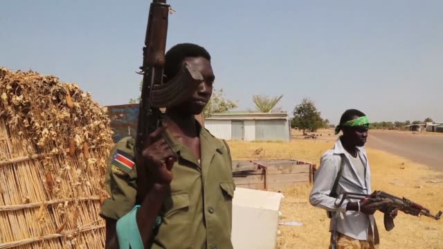 Despite an August peace deal fighting continues in South Sudan the conflict involving multiple militia forces driven by local agendas or revenge...
