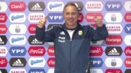 Despite the resignation of coach Gerardo Martino and the situation within the Argentine Football Association the national teams designated coach for...