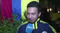 Despues de 16 anos la seleccion colombiana se prepara para volver al Mundial