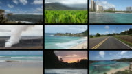 Destination Hawaii - HD Collage