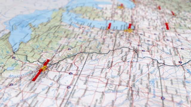 Destination Toronto - Panning Camera