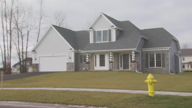 Detached house, USA