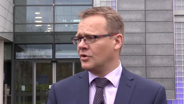 Detective Chief Superintendent Adrian Green of Durham Police leading Operation Seabrook which is investigating allegations of abuse from 1480 former...