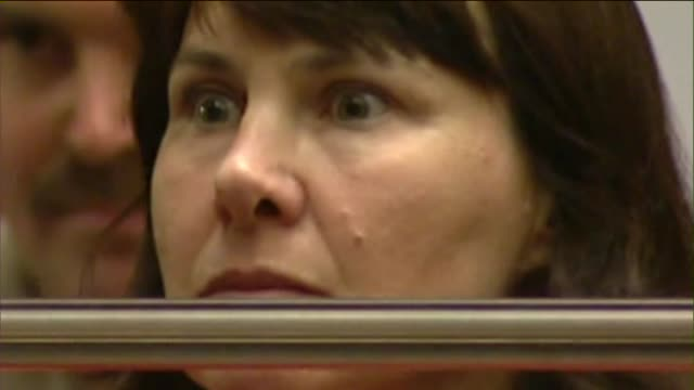 KTLA LAPD detective Stephanie Lazarus allegedly threatened victim in slaying case