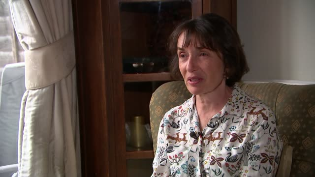 Detectives reopen investigation into the murder of a grandmother in 1972 ENGLAND London INT Carolyn Franks interview SOT