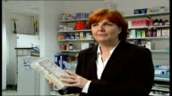Detox diets a waste of money MS Catherine Collins working in laboratory Catherine Collins interviewed SOT This is a liquid with vitamins in not all...