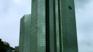 MS TU Deutsche Bank Building in Frankfurt am Main