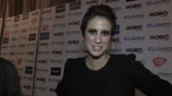 Dev at the MOBO nominations launch party introduces herself talks about what she is up to how much she admires Adele and also her memories of Amy...