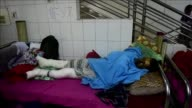 Dhaka's main hospital is overflowing with victims of a lethal standoff the latest casualties of the decades long enmity between Prime Minister Sheikh...