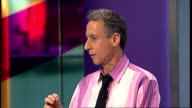 Good or bad for the country ENGLAND London GIR INT Peter Tatchell and Danny Sriskandarajah debate the positive and negative effects of the Diamond...