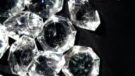 Diamonds flyover
