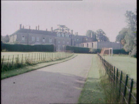 Part 4 TX Boarding school/her flat Colherne Court / Diana and friend by car