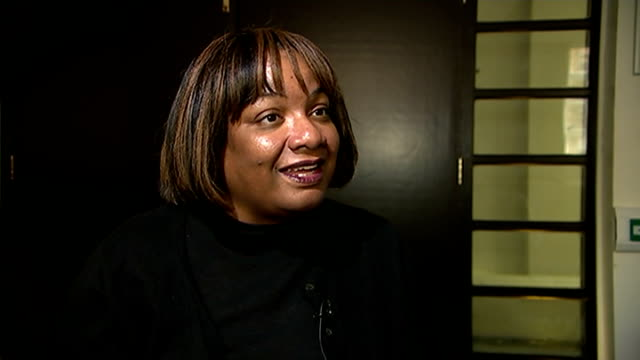 Diane Abbott announces she will run for London Mayor London Hammersmith Hackney North and Stoke Newington interview SOT