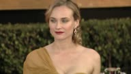 Diane Kruger at the 16th Annual Screen Actors Guild Awards Arrivals at Los Angeles CA
