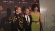 Diane Kruger Jason Wu and Arizona Muse at Debut of The St Regis Bal Harbour Resort Residences on 3/17/2012 in Miami FL United States