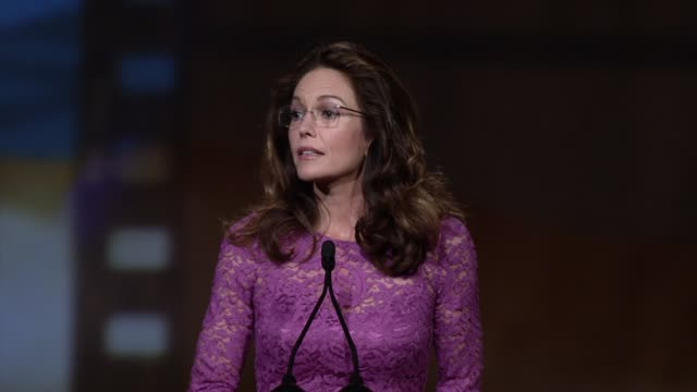 SPEECH Diane Lane at 24th Annual Palm Springs International Film Festival Awards Gala on 1/5/13 in Los Angeles CA