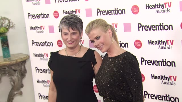 Diane Salvatore Alison Sweeney at the Prevention Magazine Presents The Inaugural 'Prevention Healthy TV Awards' at Beverly Hills CA