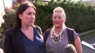 Police criticised over search for missing men Donna Williams and Jade Ali press conference SOT