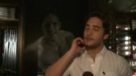 INTERVIEW Diego Boneta on his next movie Diego Boneta Stops By The Abercrombie Fitch Store To Kick Off The Launch Of Their 'The Making Of The Star'...