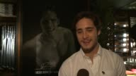 INTERVIEW Diego Boneta on how it feels to be selected as one of AF's Rising Stars Diego Boneta Stops By The Abercrombie Fitch Store To Kick Off The...