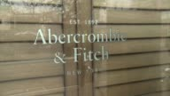 ATMOSPHERE Diego Boneta Stops By The Abercrombie Fitch Store To Kick Off The Launch Of Their 'The Making Of The Star' Spring Campaign at Abercrombie...
