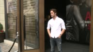 Diego Boneta Stops By The Abercrombie Fitch Store To Kick Off The Launch Of Their 'The Making Of The Star' Spring Campaign at Abercrombie Fitch on in...