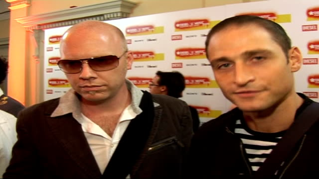 DieselUMusic Awards 2006 interviews Code Breaker interview SOT Awards nice / In the States they don't get as many cultures 'mashing up' together /...